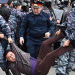 Centenares de detenidos durante las elecciones de Kazajistán