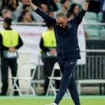 Sarri, nuevo entrenador de la Juventus